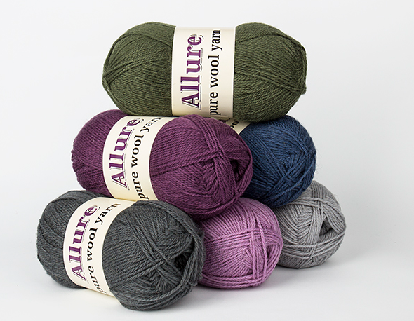 Allure Wool Yarn